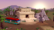PAW Patrol 315 Scene 73 Temple