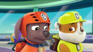 PAW Patrol Pups Save the Hippos Zuma Rubble