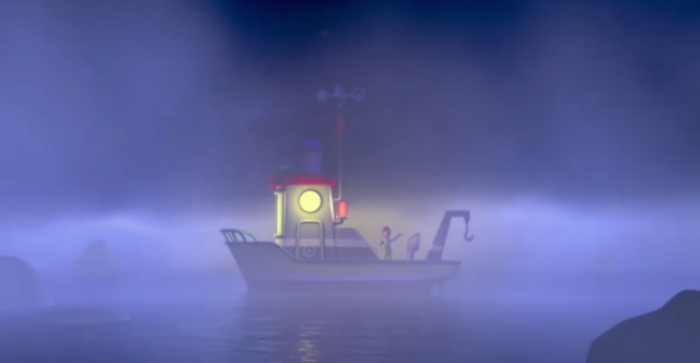 File:PAW Patrol The Flounder Boat with Lights.png