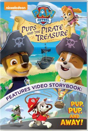 File:PAW Patrol Pups and the Pirate Treasure DVD.jpg