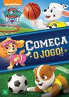 PAW Patrol Sports Day DVD Brazil