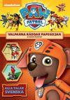 PAW Patrol Valparna räddar papegojan & andra äventyr DVD