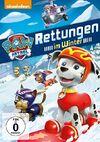 PAW Patrol Winter Rescues DVD Germany