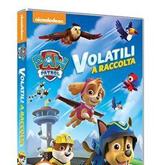 Italian cover (<i>Volatili a raccolta</i>)