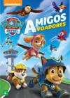 PAW Patrol All Wings on Deck DVD Brazil