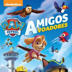 Brazilian cover (<i>Amigos Voadores</i>)