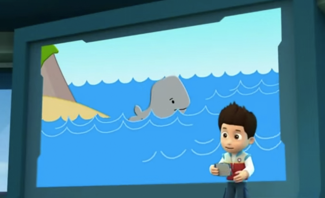 File:PAW Patrol - Storm Rescuers Game - Baby Whale.png