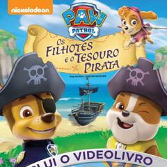 Brazilian cover (<i>Os Filhotes e o Tesouro Pirata</i>)