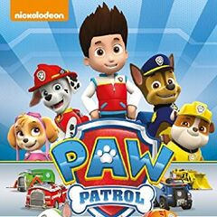 German Nickelodeon cover (<i>PAW Patrol</i>)