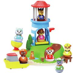 Weebles Pull and Play Seal Island Playset
