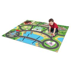 Playmat with Vehicle