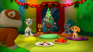 Yes! Pups christmas
