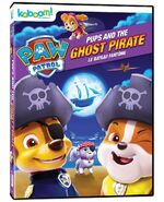 Pups and the Ghost Pirate (DVD)