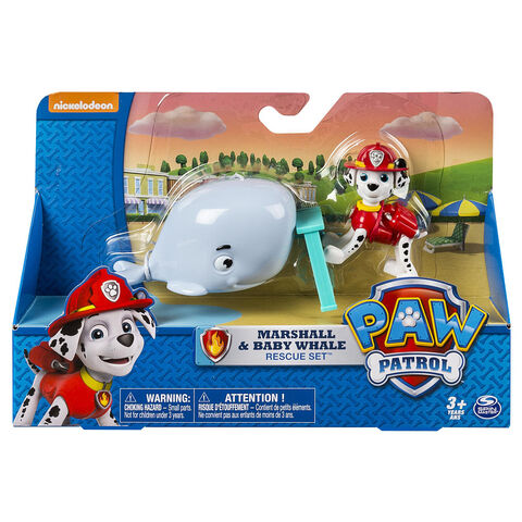 File:PAW Patrol - Rescue Set - Marshall and Baby Whale 4.jpg