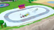 PAW Patrol Pups Save Sports Day Scene 19