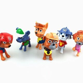 Bobbleheads with funky colours