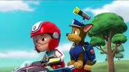 PAW Patrol Pups Save a School Bus Scene 38 Ryder Chase