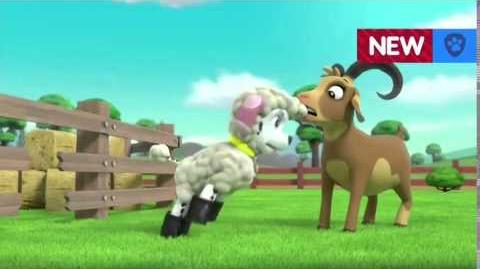 PAW Patrol A Pup in Sheep's Clothing promo Nickelodeon United States