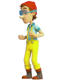 File:PAW Patrol Cap'n Turbot Captain white background.png