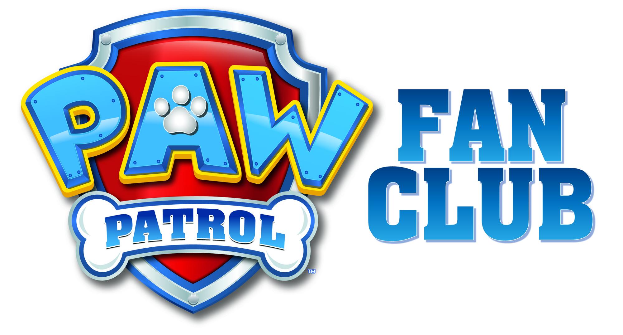 Image - Fan Club Logo.png | PAW Patrol Wiki | FANDOM ...