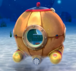 Diving bell 12