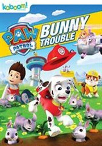 File:Bunny Trouble DVD cover.jpg