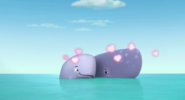 PAW Patrol - Baby Whale and Mother - Bay 1