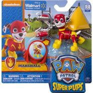 PAW Patrol Marshall Super Pups Figure