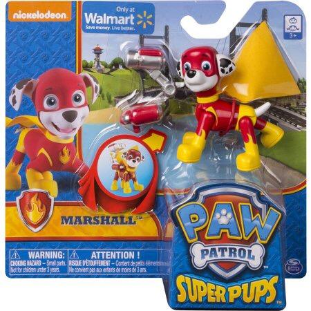 File:PAW Patrol Marshall Super Pups Figure.JPG