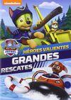PAW Patrol Brave Heroes, Big Rescues DVD Spain