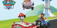 PAW Patrol on the Roll!