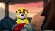 PAW Patrol Pups Save Apollo Scene 7