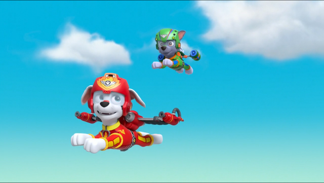 File:PAW Patrol Air Pups Marshall Rocky 2.png