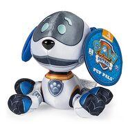 PAW Patrol Pup Pals - Robo-Dog Soft Toy 1