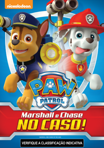 File:PAW Patrol Marshall and Chase on the Case! DVD Brazil.png