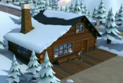 Jake's Snowboarding Resort