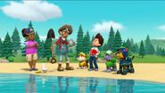 PAW Patrol Pups Save a Goldrush Scene 10