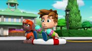 PAW Patrol Pups Save the Hippos Scene 29