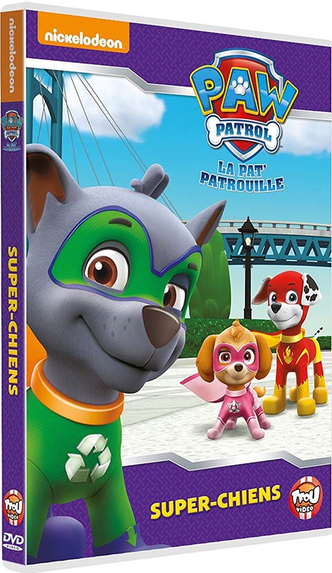super chiens paw patrol wiki fandom powered by wikia. Black Bedroom Furniture Sets. Home Design Ideas