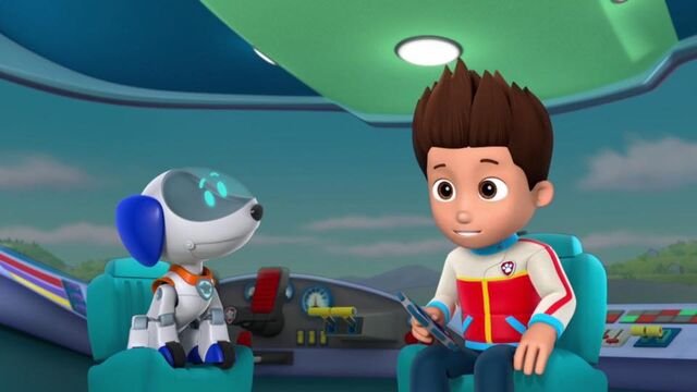 File:PP Tracker Joins the Pups! Robo-Dog and Ryder.JPG