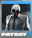 PAYDAY 2 Foil 9