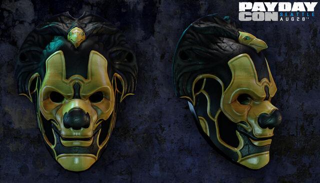 File:PaydayCon Mask.jpg