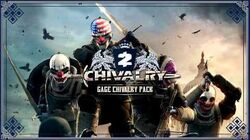 Payday 2 Soundtrack - Gage Chivalry Pack (Website Theme)