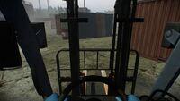 Forkliftinterior