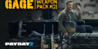 Gage Weapon Pack 01