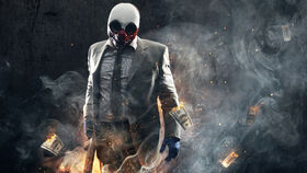 PAYDAY 2 Card art 9