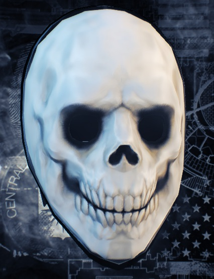 how to get the champ mask in payday 2