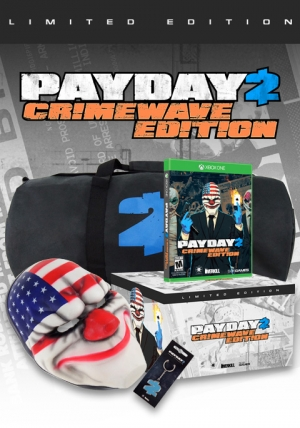 Payday 2 Crimewave Edition Limited Edition