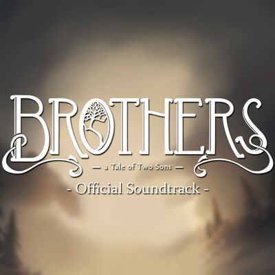 Brothers A Tale of Two Sons front cover