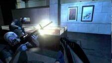 Payday The Heist - Diamond Heist Gameplay Gamescom 2011 (PC, PS3)